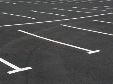 Commercial paving services in New Hampshire
